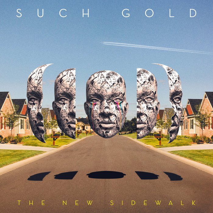 The New Sidewalk | Such Gold