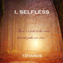 I, Selfless cover art