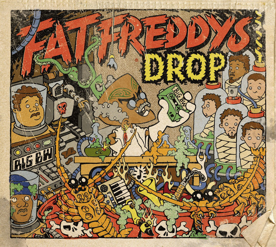 Fat freddys drop brisbane