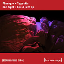 [BR093] : Phonique & Tigerskin - One Night U Could Have ep [2020 Remastered Digital Special Edition] cover art