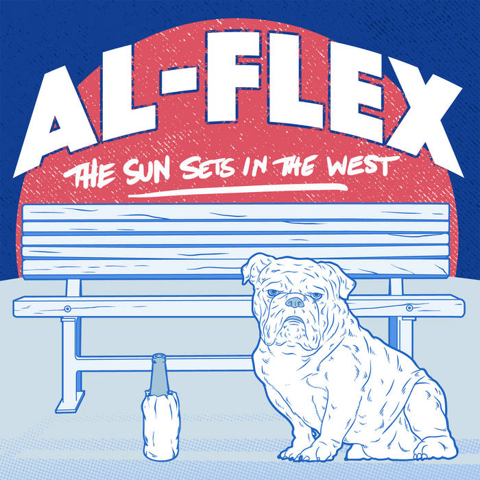 The Sun Sets In The West, by al-flex