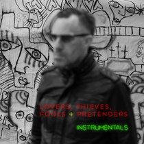Lovers, Thieves, Fools + Pretenders (Instrumentals) cover art