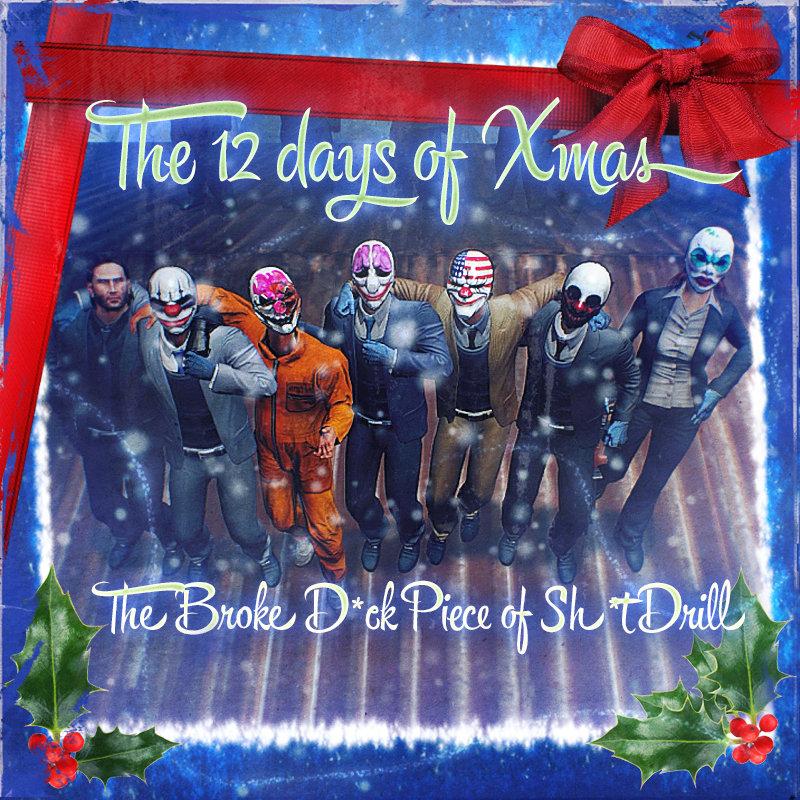 The 12 Days of Xmas   OVERKILL Soundtracks