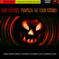 Pumpkin On Your Stereo - Electro Haunt Music - EDM Halloween Music cover art