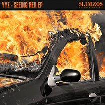 YYZ- Seeing Red EP cover art