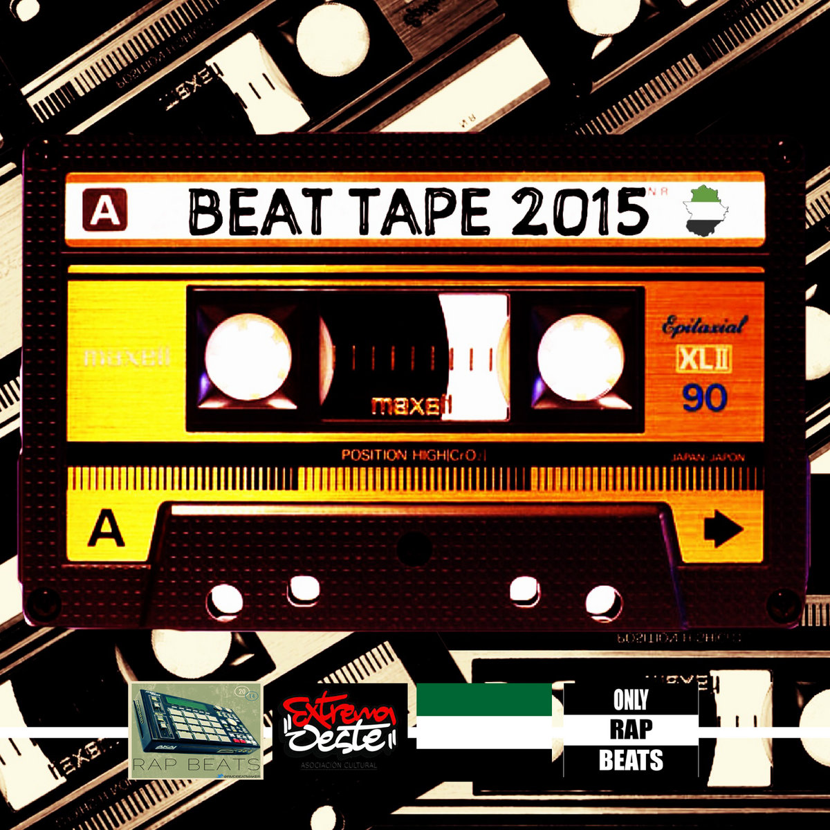 Beat Tape 2015 Extremadura Beatmakers (FREE DOWNLOAD) | DJ Tools 4