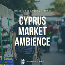 Crowded Farmers Market Sounds Cyprus cover art
