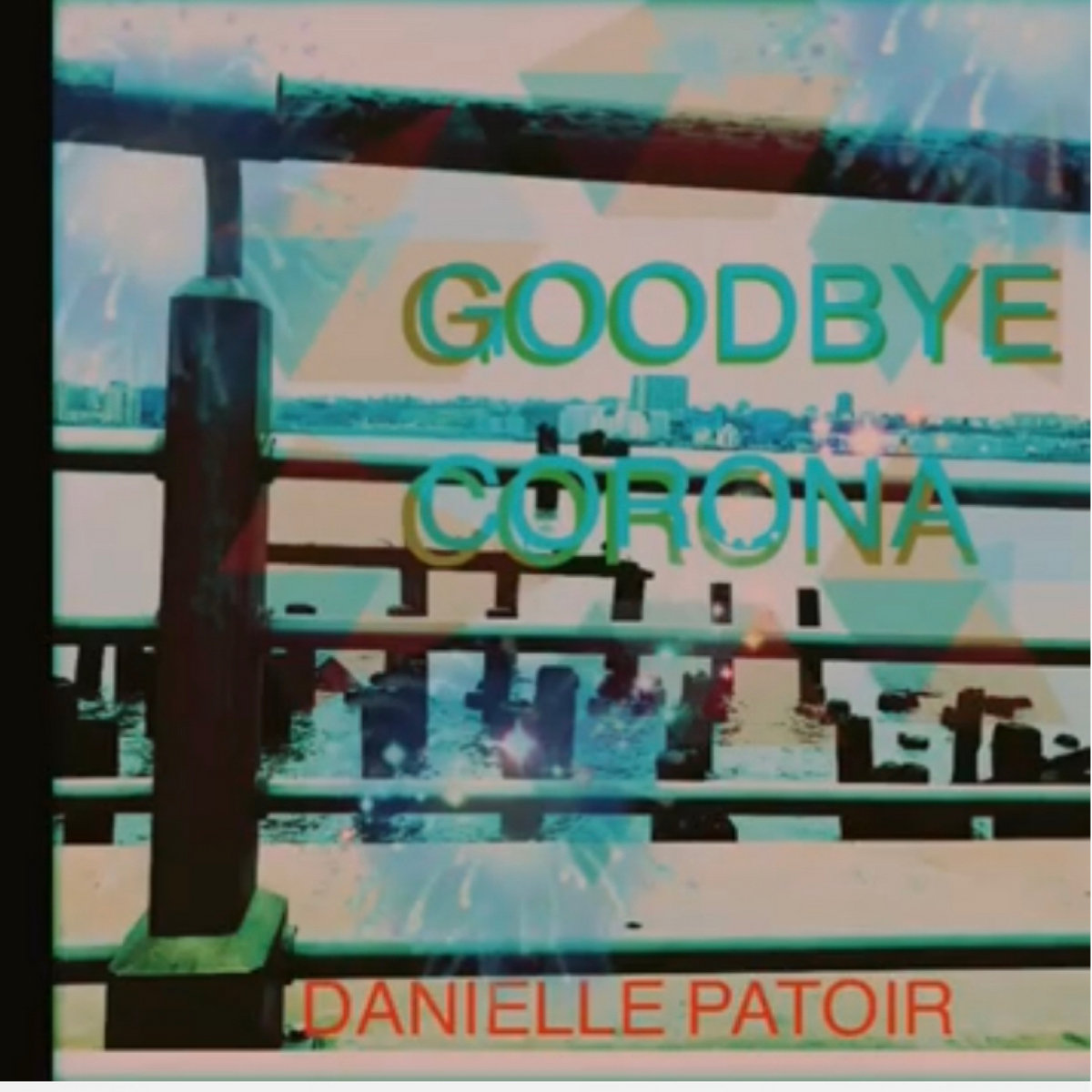 Goodbye Corona by Danielle Patoir