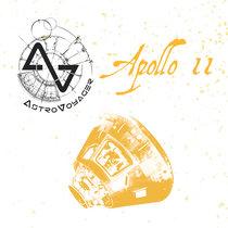 Apollo 11 - EP cover art