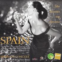 Spain Café De La Danse Paris, France 29 June 1999 cover art