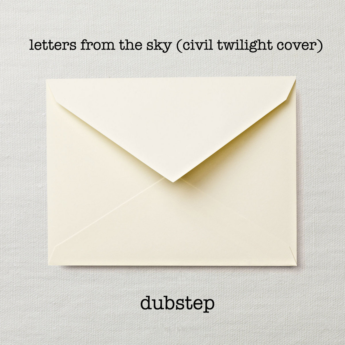 Letters From The Sky