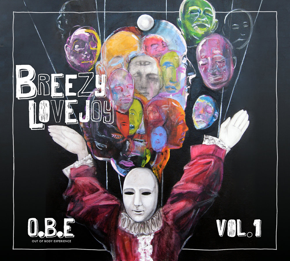 Image result for Anderson .Paak, he went by the name 'Breezy Lovejoy.'