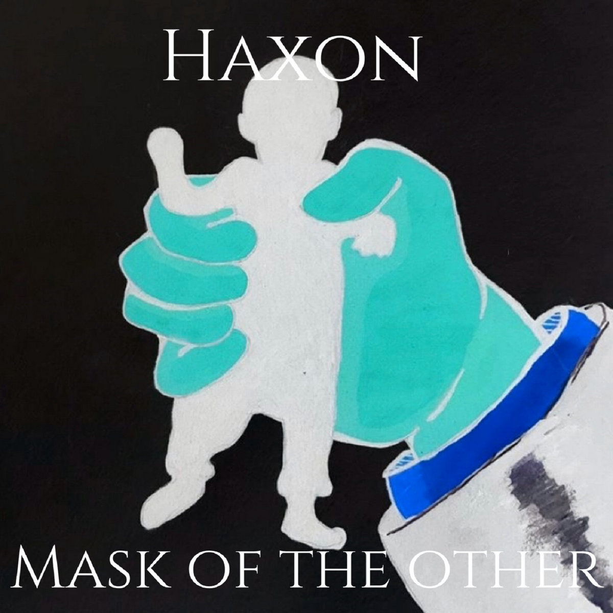 Mask of the Other by Haxon