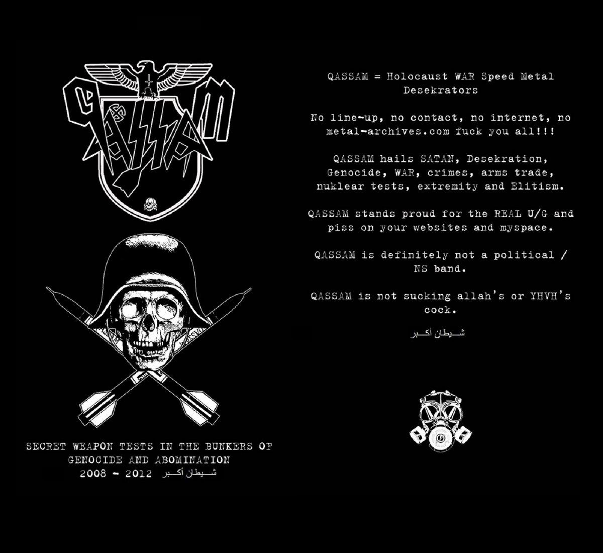 Blasphemer (Sodom cover) | Sigillvm Tenebrae Records