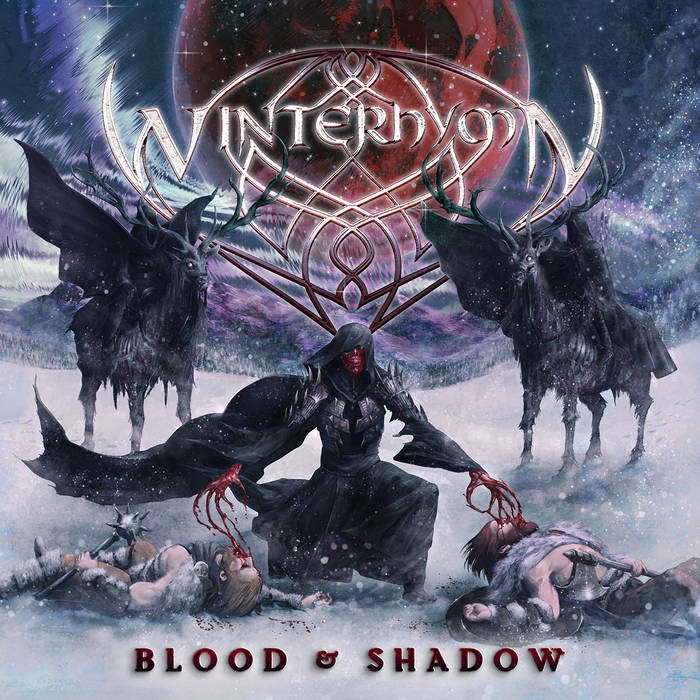 Blood & Shadow cover art