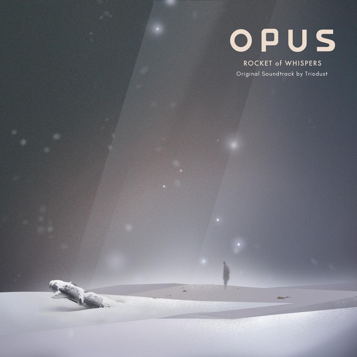 Opus Rocket Of Whispers Original Soundtrack Sigono
