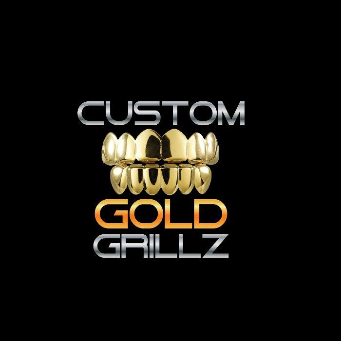 Custom Gold Grillz | Custom Gold Grillz