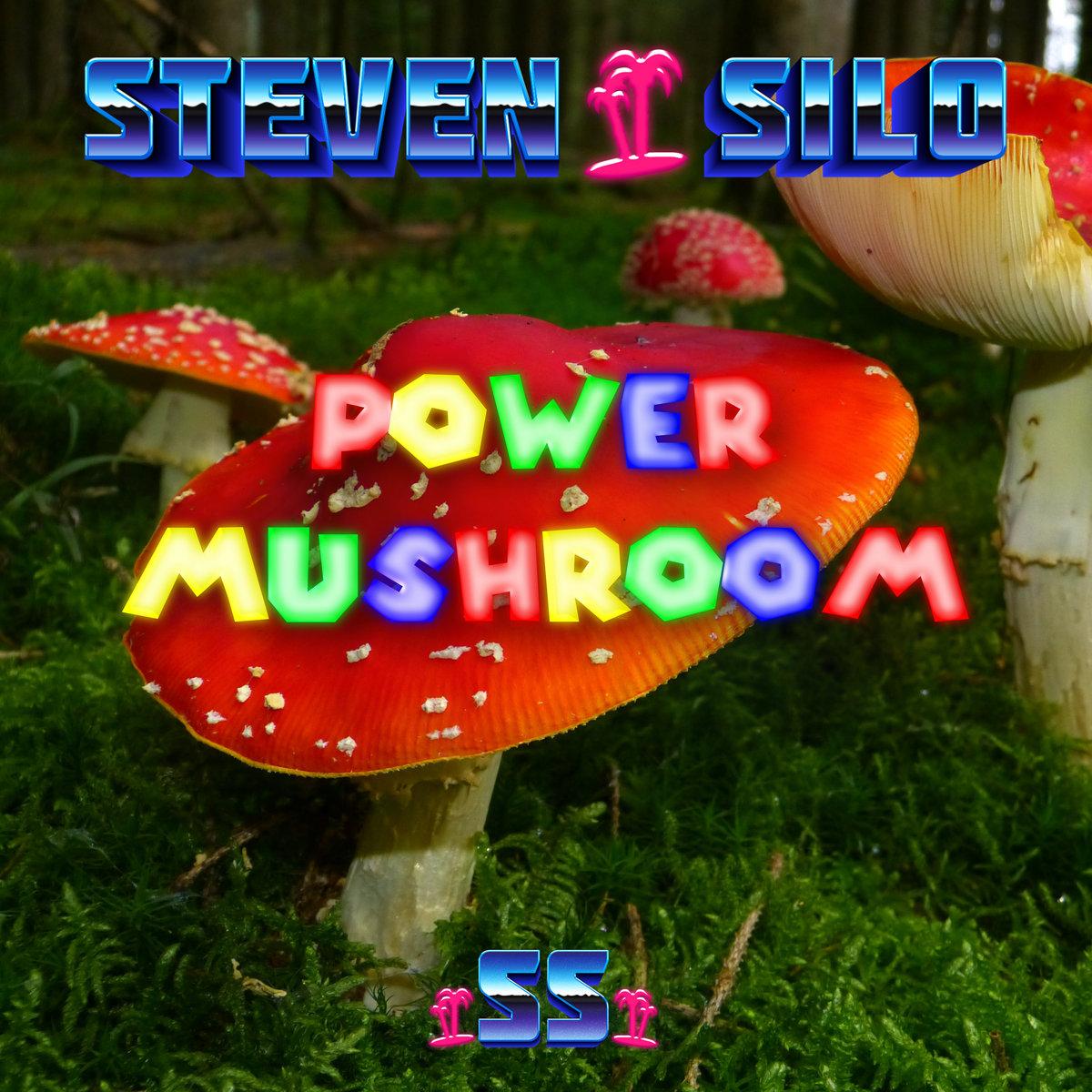 Power Mushroom by Steven Silo