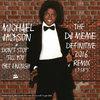 Michael Jackson - Don't Stop 'till You Get Enough (DJ Meme Definitive Remix) - WAV FILE 24 bits