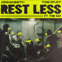 Rest Less (ft. Tom Sav) cover art
