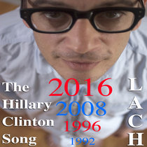 The Hillary Clinton Song cover art