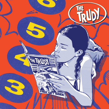 The Adventures! The Suspense!! (album) by The Trudy