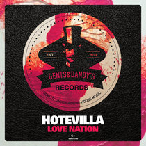 Hotevilla - Love Nation cover art