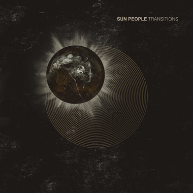 EXIT090 - Sun People - 'Transitions' EP main photo