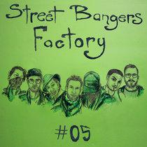 [MTXLT141] Street Bangers Factory 5 (V.A.) cover art