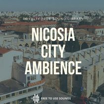 Cyprus Sounds Nicosia Sound Effects & Ambience Greek & Turkish Walla cover art