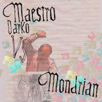 Maestro Darko vs Mondrian cover art