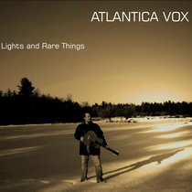 Lights and Rare Things cover art