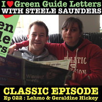 Ep 022 : Lehmo & Geraldine Hickey love the 26/04/12 Letters cover art