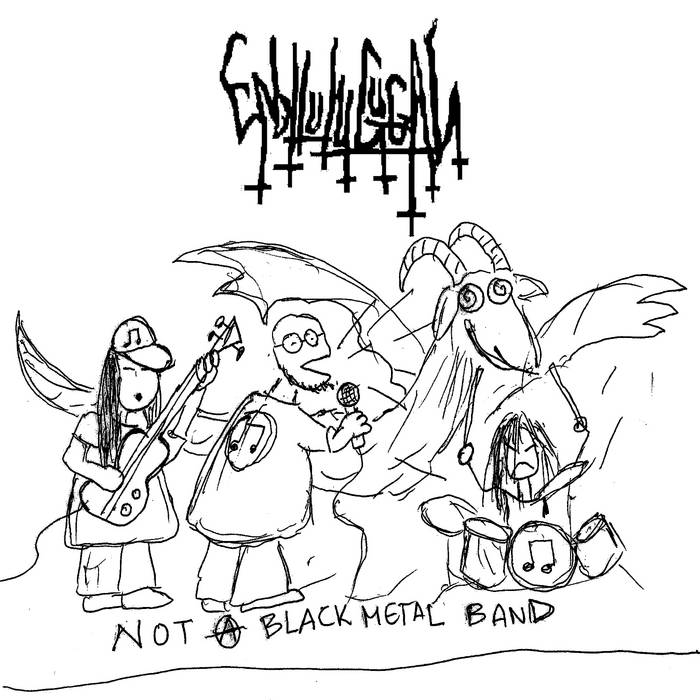 enbilululugugal not a black metal band