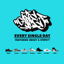 Every Single Day (feat. Enggy & Steph T) cover art
