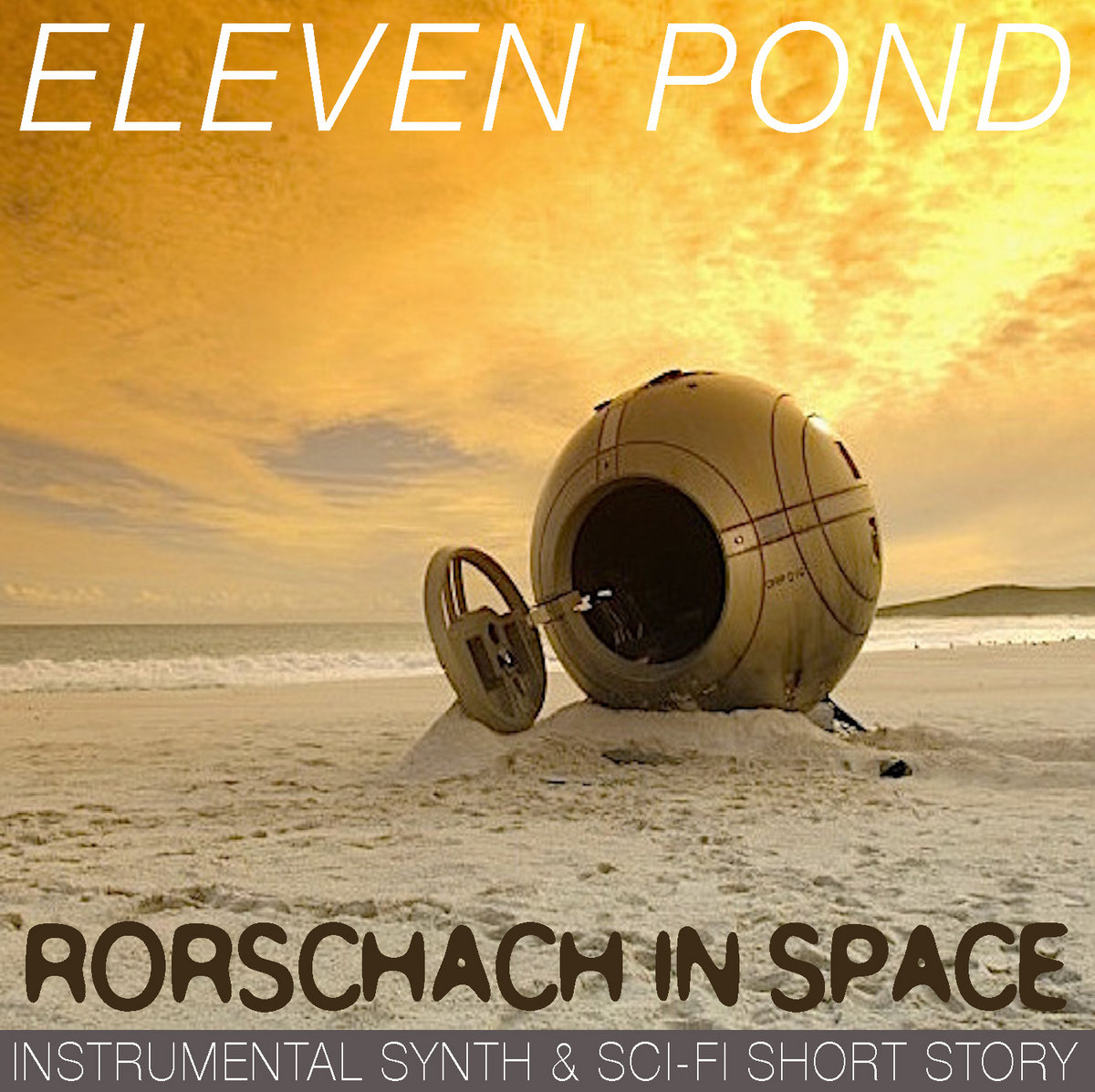 Rorschach In Space (short story+song) | Eleven Pond