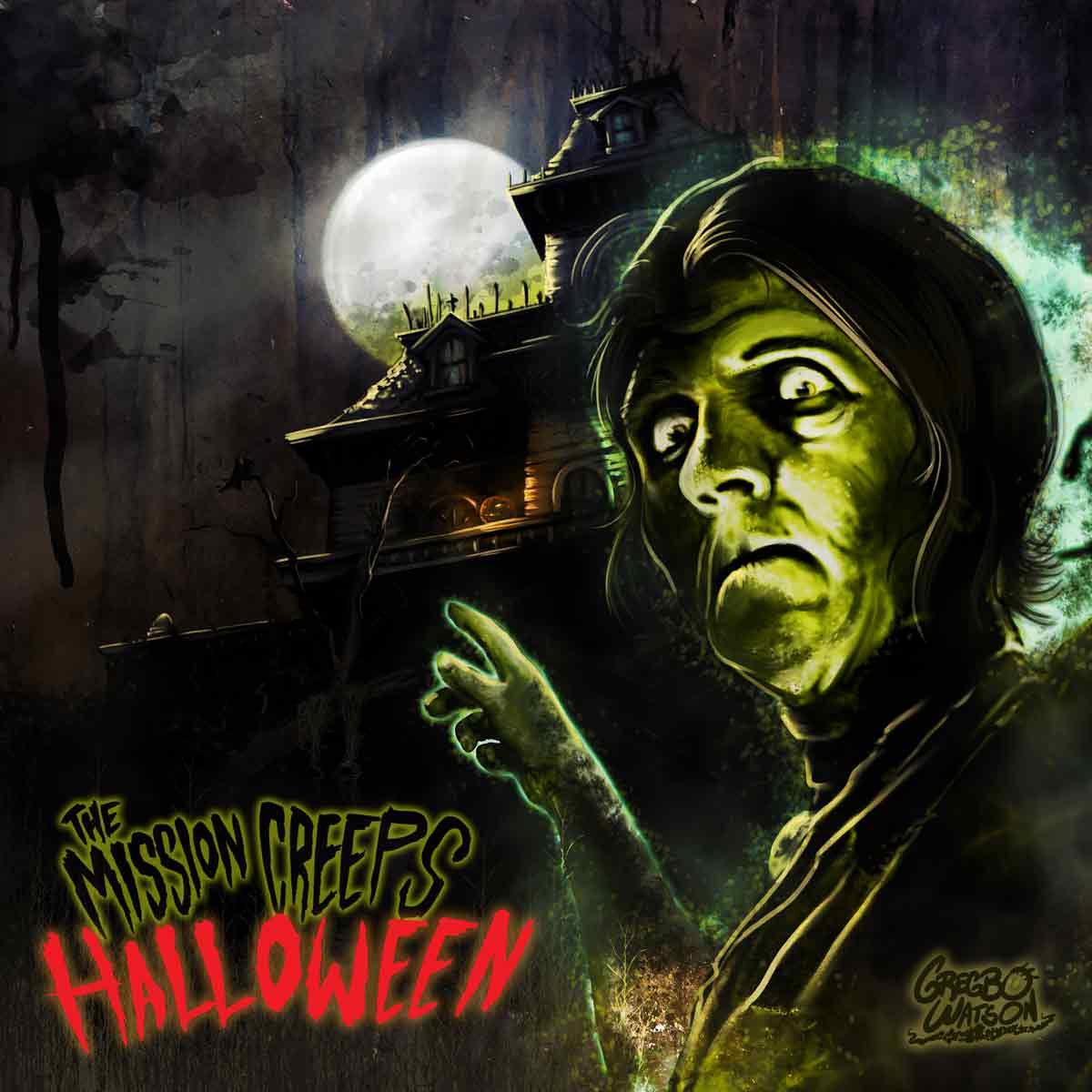 halloween | the mission creeps