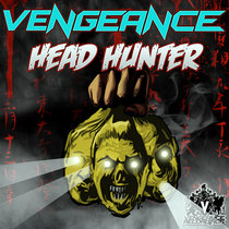 Headhunter EP cover art