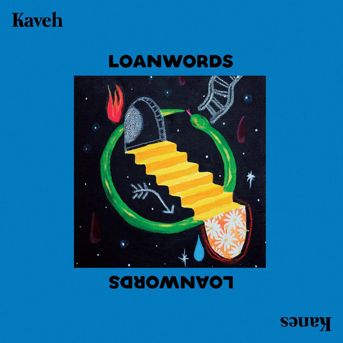 pzl148: kaveh kanes - loanwords