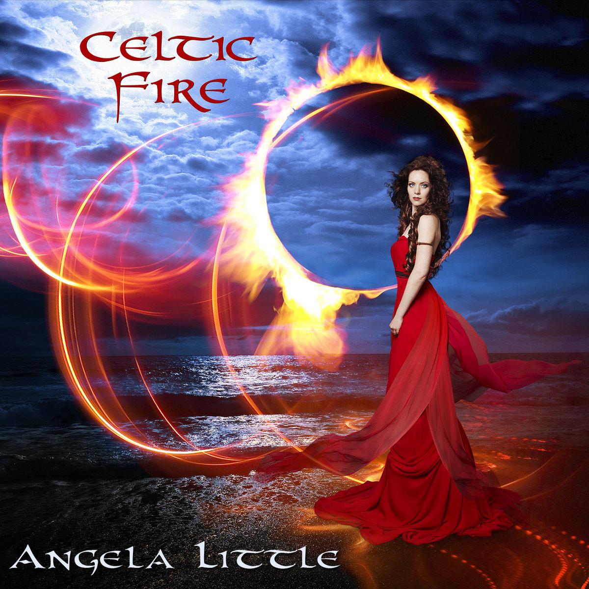 Celtic Fire | Angela Little