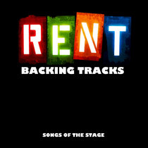 Rent - Backing Tracks cover art