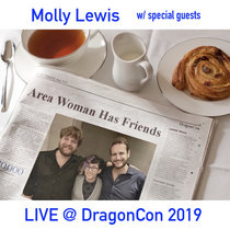 Live at DragonCon • 8/30/2019 cover art