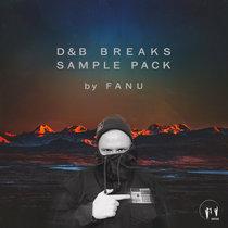 D&B BREAKS SAMPLE PACK by Fanu cover art