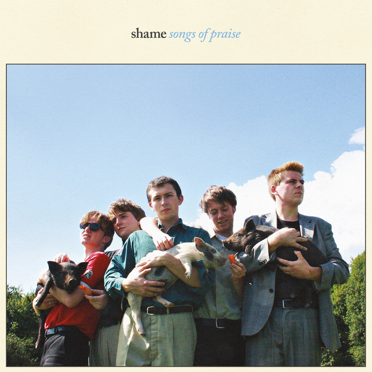 Songs of Praise | shame