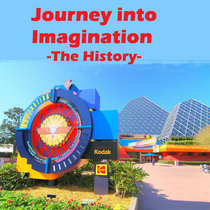 """It's not a contract, it's a suicide pact."" The history of Journey into Imagination cover art"