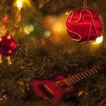 A Ukulele For Christmas cover art