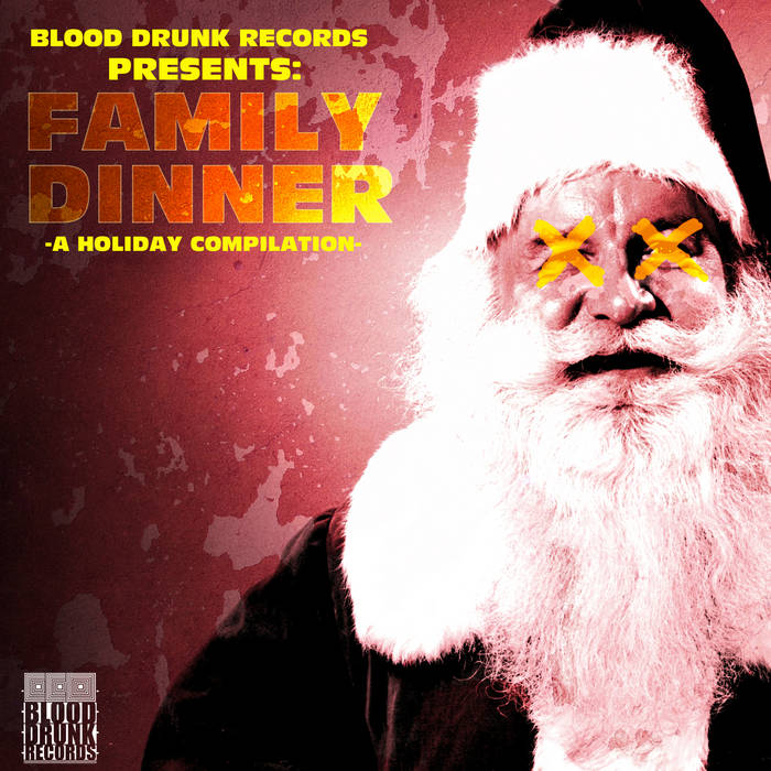 Family Dinner: A Holiday Compilation cover art