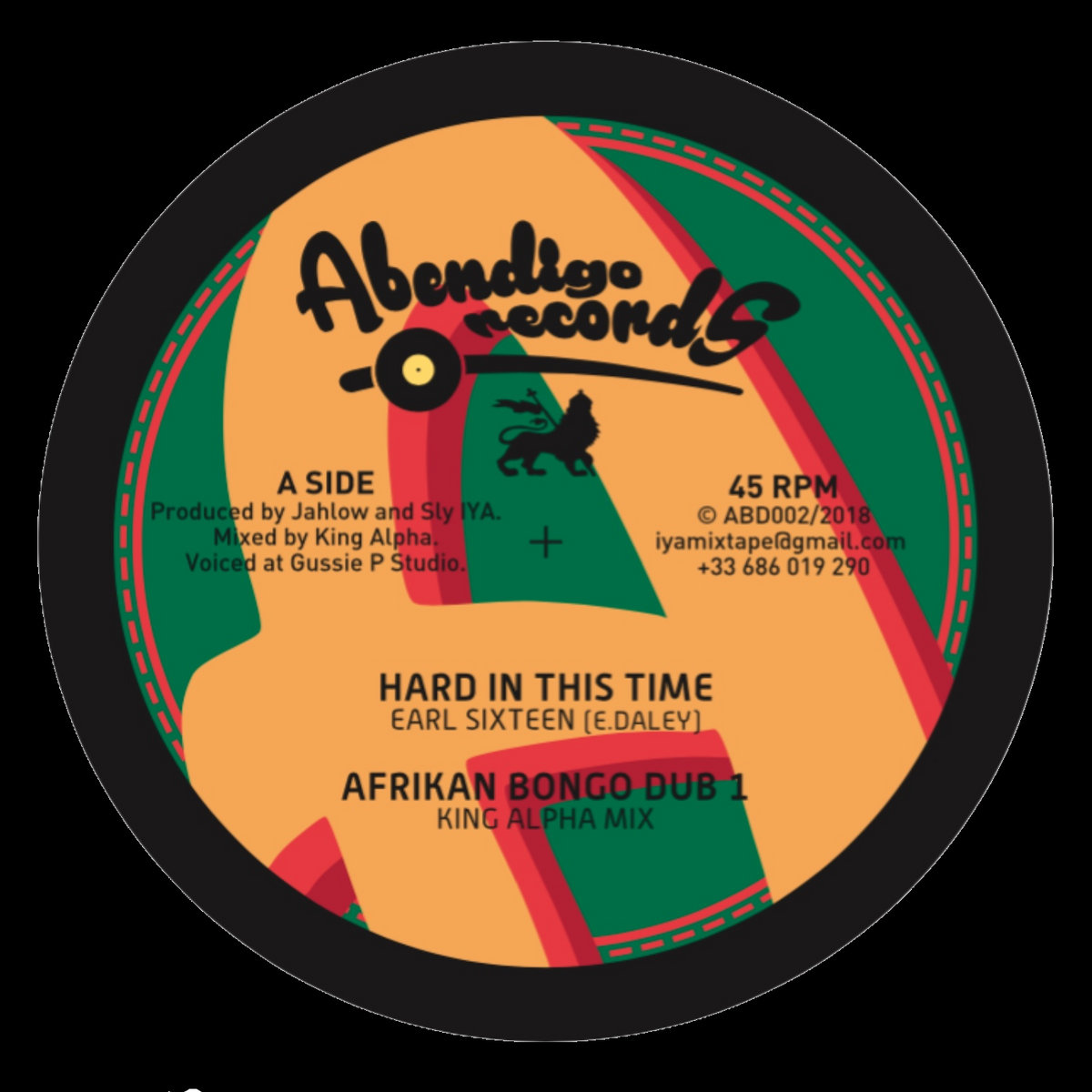 Earl Sixteen - Hard in This Time / Brother Culture - All Are
