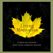 Living Meditation, Vol. 3: Guided Meditations with David Harshada Wagner cover art