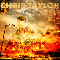 Chris Taylor cover art